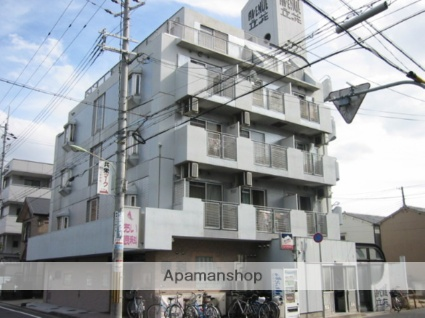 兵庫県尼崎市、尼崎駅徒歩30分の築27年 5階建の賃貸マンション