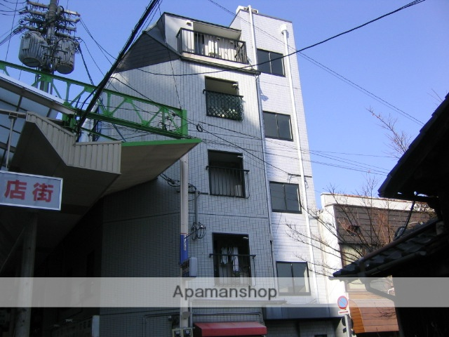兵庫県尼崎市、立花駅徒歩2分の築25年 5階建の賃貸マンション
