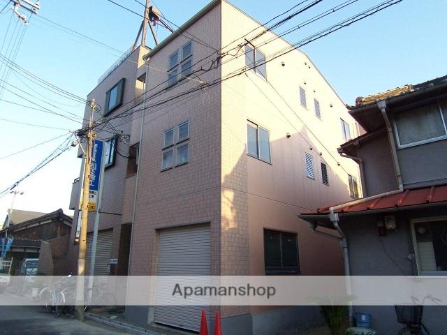 兵庫県尼崎市、出屋敷駅徒歩9分の築9年 3階建の賃貸マンション