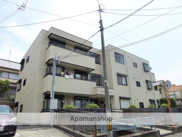 兵庫県西宮市、甲子園口駅徒歩10分の築18年 3階建の賃貸マンション