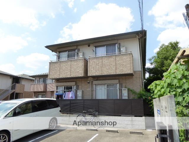 兵庫県西宮市、西宮駅徒歩7分の築11年 2階建の賃貸アパート