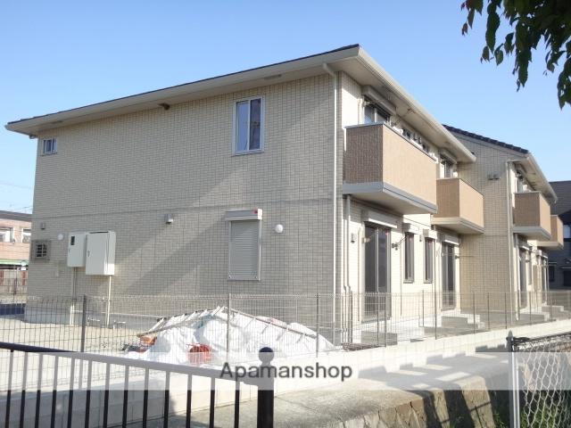 兵庫県西宮市、甲子園口駅徒歩25分の築3年 2階建の賃貸アパート