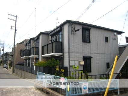 兵庫県西宮市、甲子園口駅徒歩10分の築20年 2階建の賃貸アパート