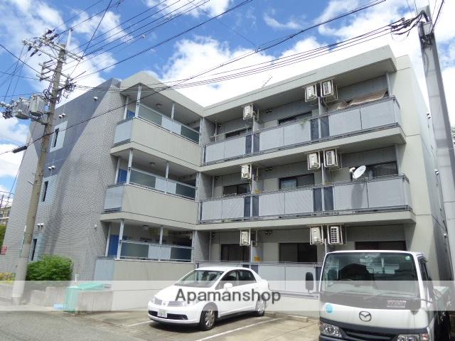 兵庫県西宮市、甲子園口駅徒歩18分の築25年 3階建の賃貸マンション