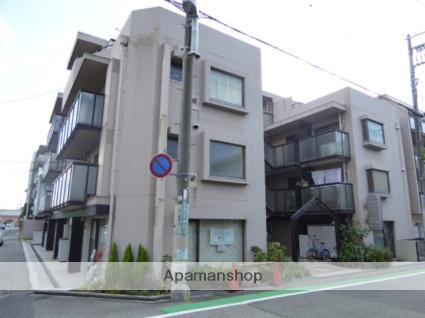 兵庫県西宮市、甲子園口駅徒歩3分の築31年 4階建の賃貸マンション