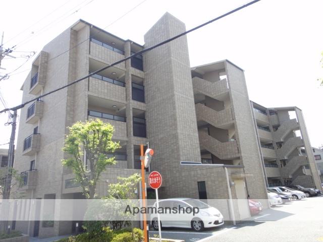 兵庫県西宮市、西宮駅徒歩18分の築18年 5階建の賃貸マンション
