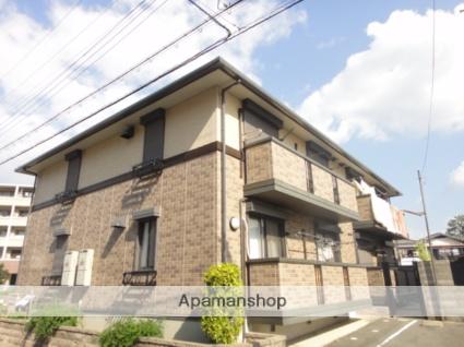 兵庫県西宮市、西宮駅徒歩15分の築14年 2階建の賃貸アパート