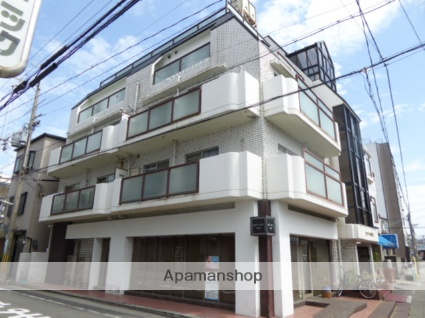兵庫県西宮市、甲子園口駅徒歩3分の築28年 5階建の賃貸マンション