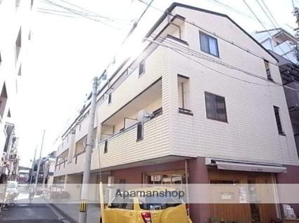 兵庫県西宮市、武庫川駅徒歩15分の築16年 3階建の賃貸マンション