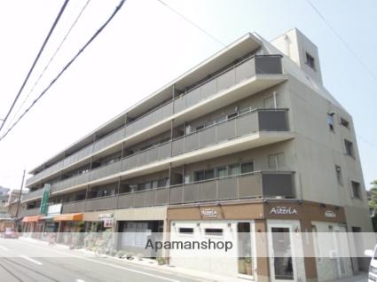兵庫県西宮市、甲子園口駅徒歩4分の築50年 4階建の賃貸マンション
