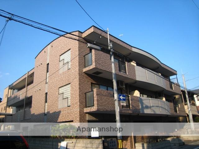 兵庫県西宮市、甲子園口駅徒歩3分の築20年 3階建の賃貸マンション