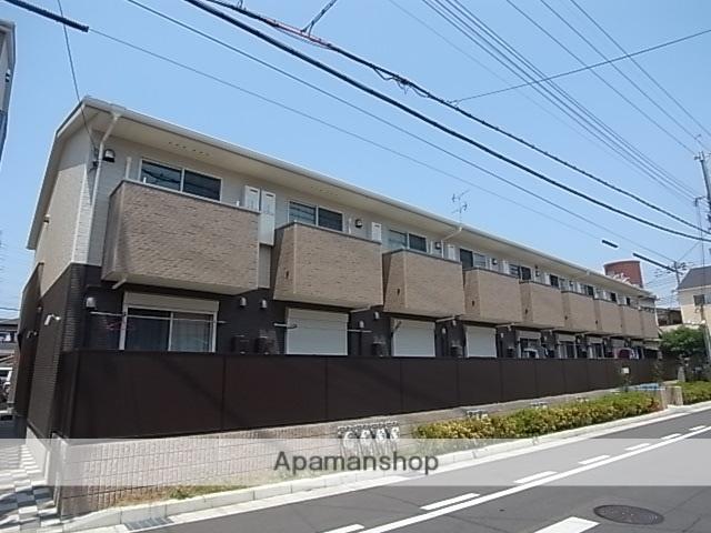 兵庫県尼崎市、出屋敷駅徒歩22分の築6年 2階建の賃貸アパート