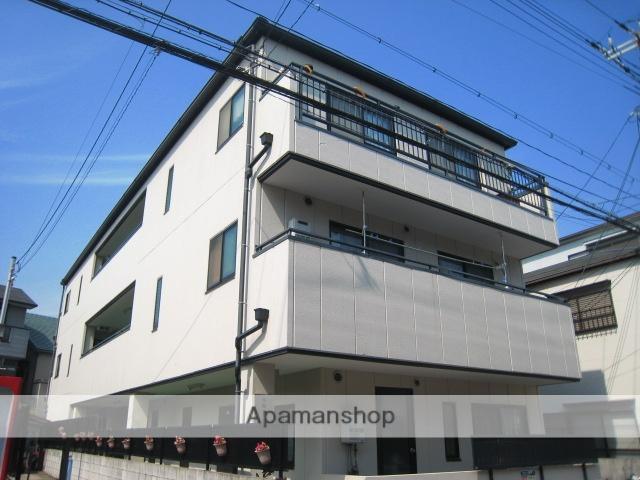 兵庫県西宮市、さくら夙川駅徒歩8分の築19年 3階建の賃貸マンション