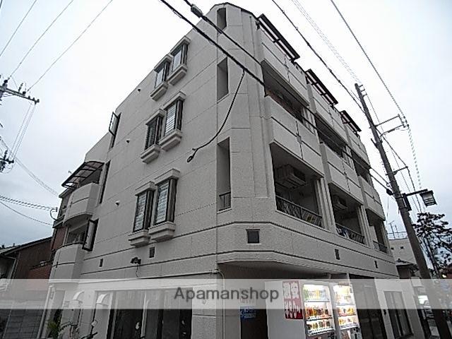 兵庫県尼崎市、大物駅徒歩9分の築27年 4階建の賃貸マンション