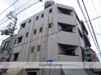 兵庫県西宮市、甲子園口駅徒歩2分の築28年 5階建の賃貸マンション