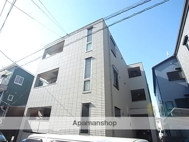 兵庫県尼崎市、立花駅徒歩18分の築3年 3階建の賃貸アパート