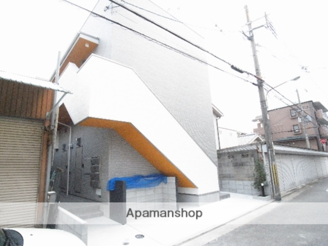 兵庫県尼崎市、尼崎駅徒歩20分の新築 2階建の賃貸アパート