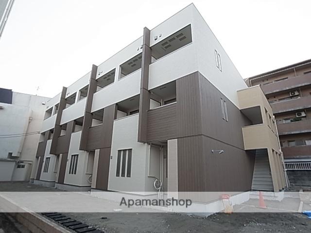 兵庫県尼崎市、尼崎駅徒歩19分の新築 2階建の賃貸アパート