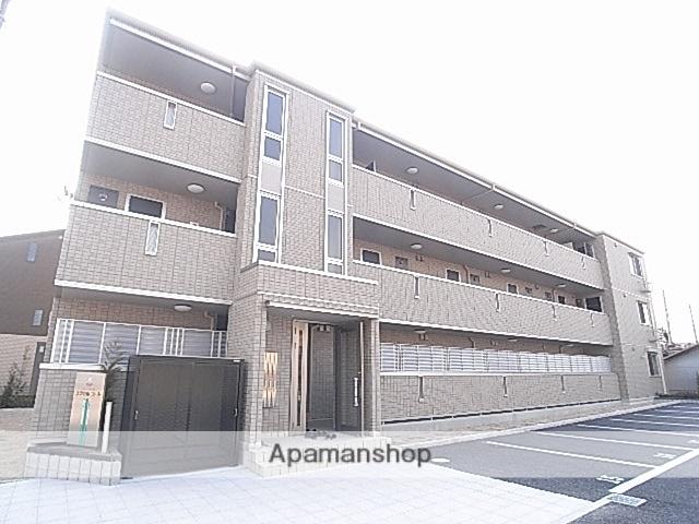 兵庫県尼崎市、尼崎駅徒歩20分の築5年 3階建の賃貸マンション