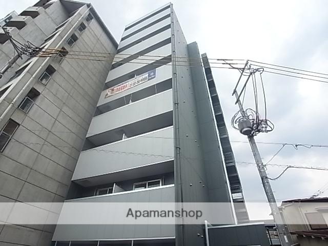 兵庫県尼崎市、尼崎駅徒歩6分の築4年 9階建の賃貸マンション