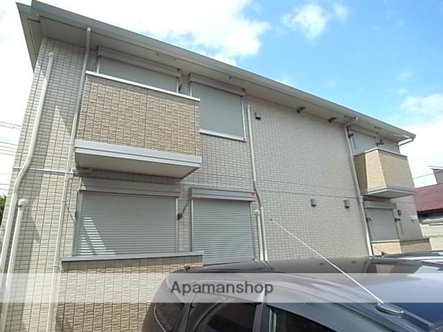 兵庫県尼崎市、立花駅徒歩24分の築4年 2階建の賃貸アパート