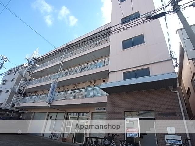 兵庫県尼崎市、尼崎駅徒歩25分の築45年 5階建の賃貸マンション