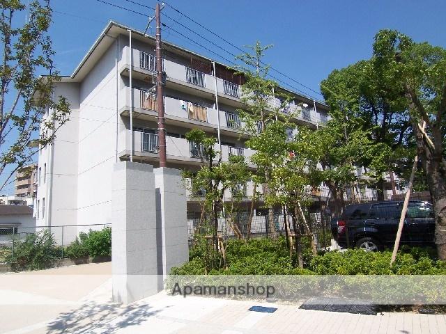 兵庫県尼崎市、尼崎駅徒歩20分の築26年 5階建の賃貸マンション