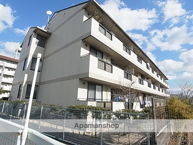 兵庫県尼崎市、立花駅徒歩18分の築19年 3階建の賃貸マンション