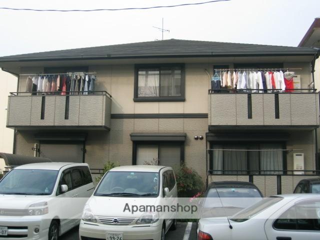 兵庫県西宮市、甲子園口駅徒歩18分の築21年 2階建の賃貸アパート