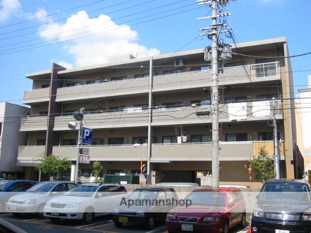 兵庫県尼崎市、大物駅徒歩18分の築19年 4階建の賃貸マンション