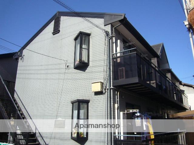 兵庫県尼崎市、立花駅徒歩25分の築19年 2階建の賃貸アパート