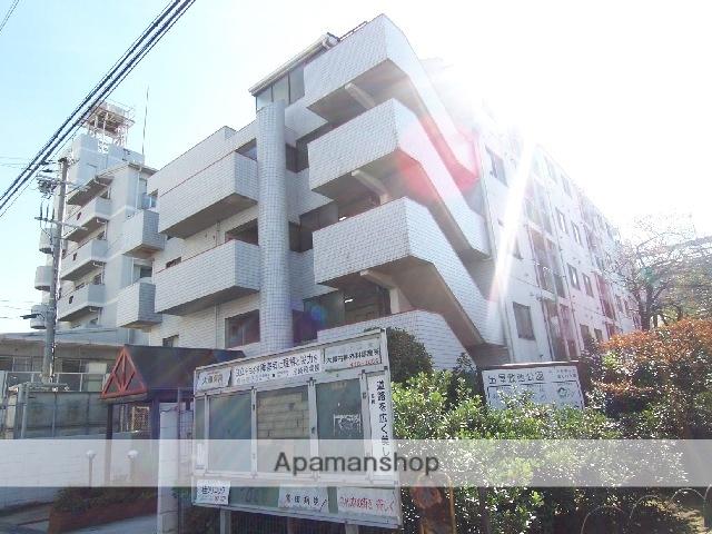 兵庫県尼崎市、尼崎駅徒歩18分の築28年 5階建の賃貸マンション