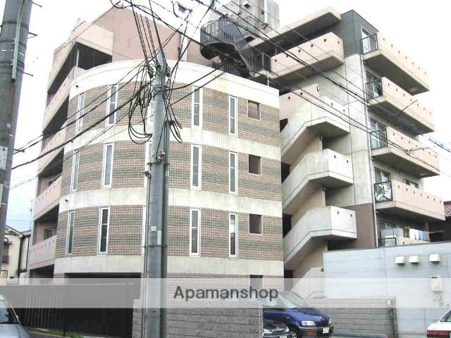 兵庫県尼崎市、立花駅徒歩15分の築19年 6階建の賃貸マンション