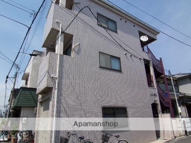兵庫県尼崎市、立花駅徒歩20分の築25年 3階建の賃貸マンション