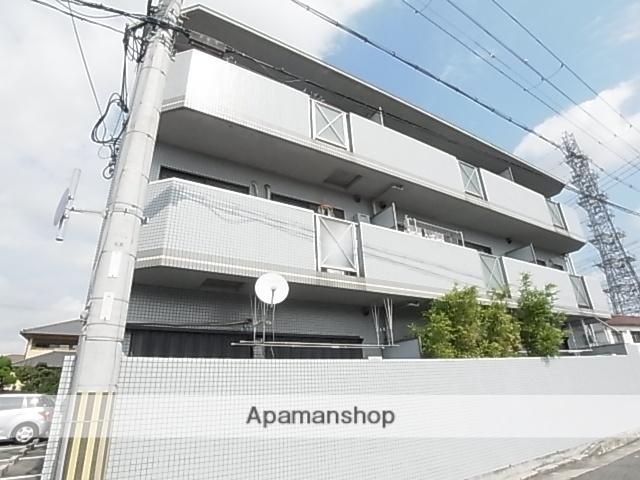 兵庫県尼崎市、立花駅徒歩10分の築19年 3階建の賃貸マンション