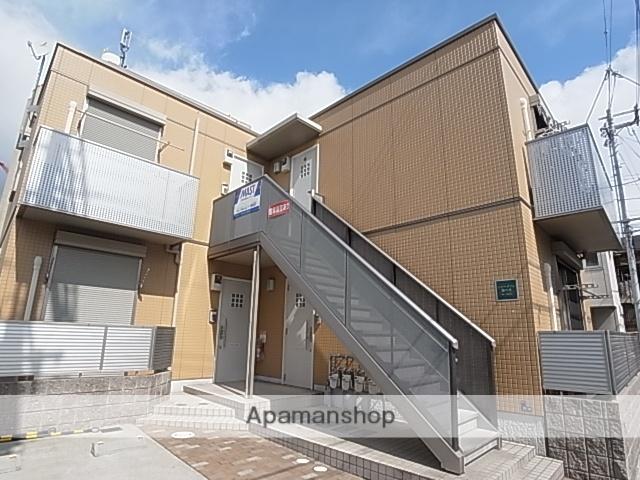 兵庫県尼崎市、立花駅徒歩27分の築9年 2階建の賃貸アパート
