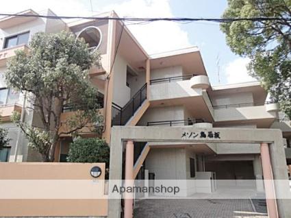 兵庫県宝塚市、宝塚駅徒歩6分の築24年 3階建の賃貸マンション