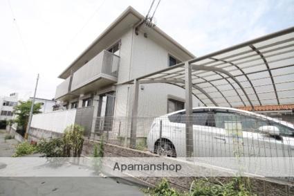 兵庫県川西市、畦野駅徒歩10分の築5年 2階建の賃貸アパート