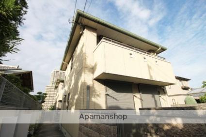 兵庫県宝塚市、宝塚駅徒歩15分の築15年 2階建の賃貸アパート