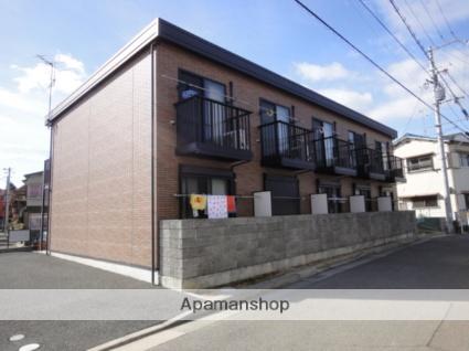兵庫県宝塚市、仁川駅徒歩30分の築12年 2階建の賃貸アパート