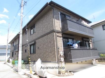 兵庫県宝塚市、宝塚駅徒歩4分の築9年 2階建の賃貸アパート
