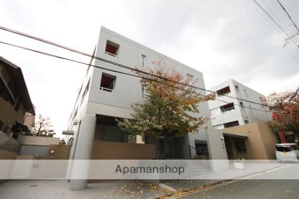 兵庫県川西市、川西池田駅徒歩12分の築18年 3階建の賃貸マンション