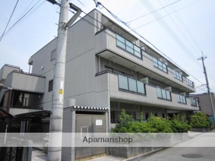 兵庫県宝塚市、中山寺駅徒歩27分の築24年 3階建の賃貸マンション