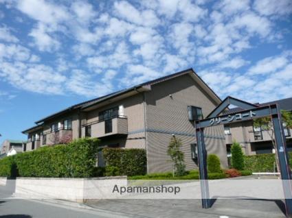 兵庫県川西市、川西池田駅徒歩2分の築15年 2階建の賃貸アパート