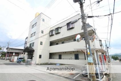 兵庫県川西市、畦野駅徒歩20分の築27年 3階建の賃貸マンション