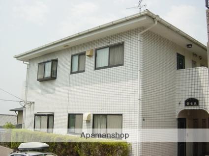 兵庫県宝塚市、川西池田駅徒歩15分の築24年 2階建の賃貸マンション