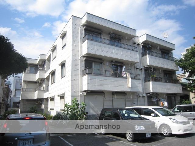 兵庫県川西市、川西池田駅徒歩8分の築26年 3階建の賃貸マンション