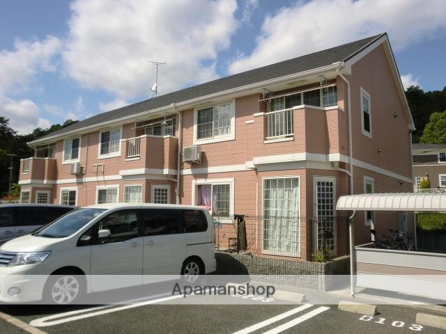 兵庫県川西市、畦野駅徒歩25分の築13年 2階建の賃貸アパート
