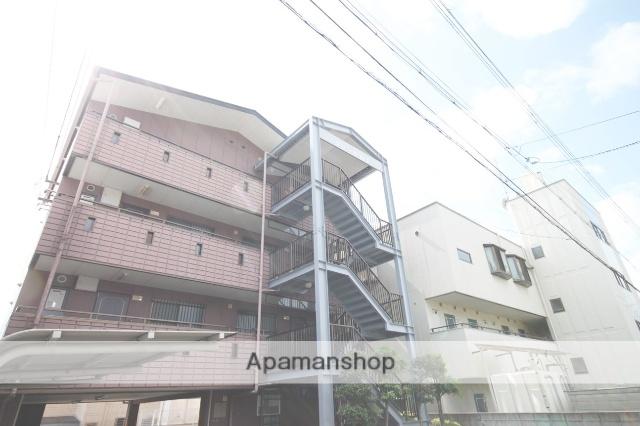 兵庫県川西市、畦野駅徒歩19分の築22年 4階建の賃貸マンション