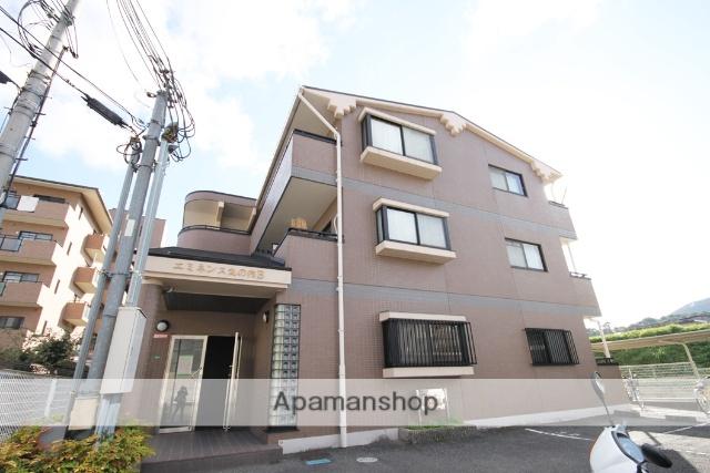 兵庫県川西市、絹延橋駅徒歩15分の築20年 3階建の賃貸マンション